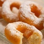 Вегетарианский рецепт: Римские пончики