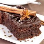 Вегетарианский рецепт: Шоколадный торт «Искушение кавалера»