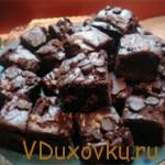 Торт «Брауни» видеорецепт