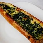 Вегетарианский рецепт: Чесночный хлеб