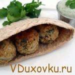 Вегетарианские рецепты: Видеорецепт приготовления Фалафель