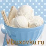 Вегетарианские рецепты: Видеорецепт — Домашнее мороженное «Пломбир»