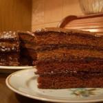 Вегетарианский рецепт: Торт «Прага»