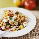 Вегетарианский рецепт: Паста сицилийская с запеченными баклажанами и помидорами