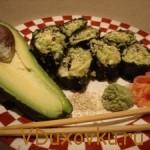 Вегетарианские рецепты: Видеорецепт — Сыроедческие ролы