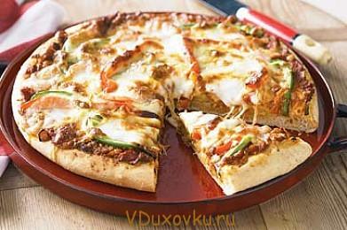 вег пицца