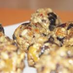 Вегетарианские рецепты: Сладкие шарики