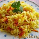 Веганские рецепты: Гаджар Пулау — индийский праздничный рис с морковью и кокосом