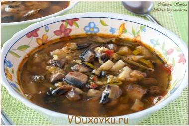 гриб суп