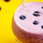 Сыроедческие рецепты: Смузи «Пурпурное настроение»