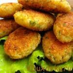 Вегетарианские рецепты: Капустные котлеты