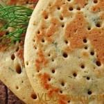Вегетарианские и веганские рецепты: Пудлы – индийскии лепешки из нутовой муки