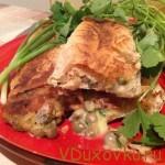 Вегетарианские рецепты: Рулеты с чечевицей и сыром