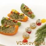 Вегетарианские и сыроедческие рецепты: Сыроедческий фалафель