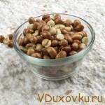Вегетарианские рецепты: Арахис жареный в специях