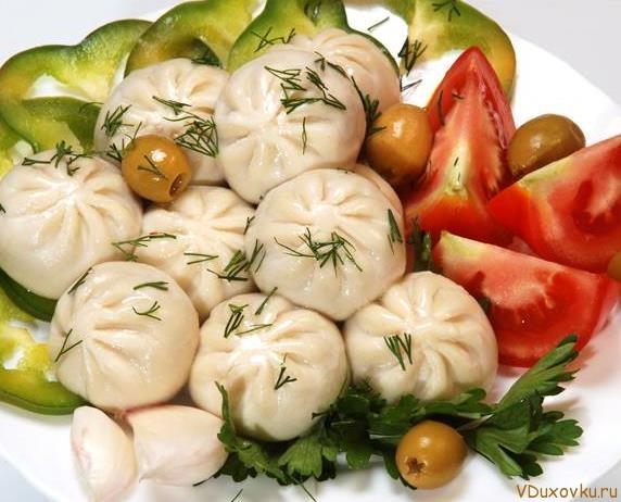 овощные хинкали