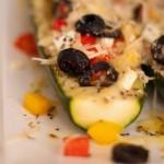 Цукини с тремя видами сыров по-неаполитански / Вегетарианские рецепты