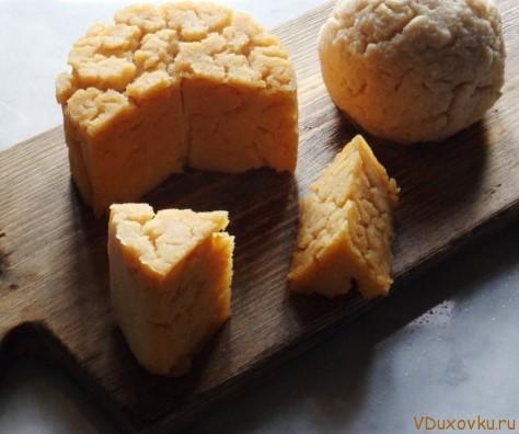 горооховый или нутовый сыр