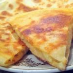 Осетинский пирог с сыром / Вегетарианские рецепты