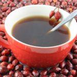 Полезный «кофе» из шиповника